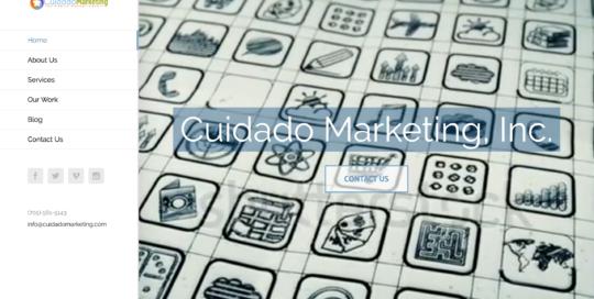 Cuidado Marketing Sudbury Web Development Template 09