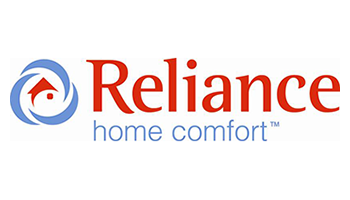 Cuidado Marketing Reliance Home Comfort Logo